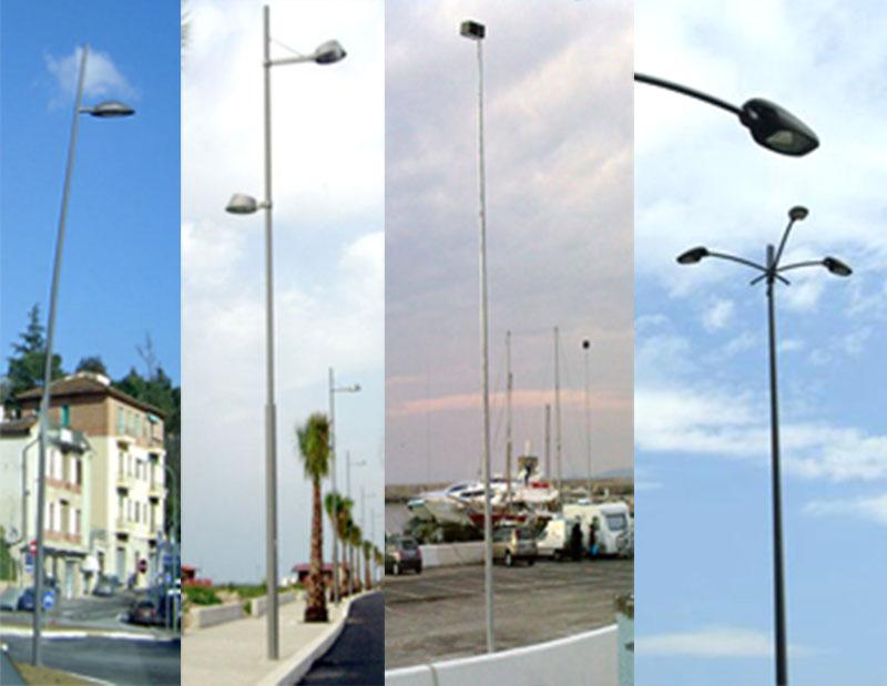 LDT Tosoni - Produzione Pali Illuminazione e Materiale Elettrico