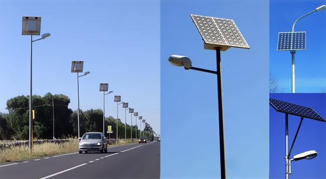 Ldt tosoni pali fotovoltaici